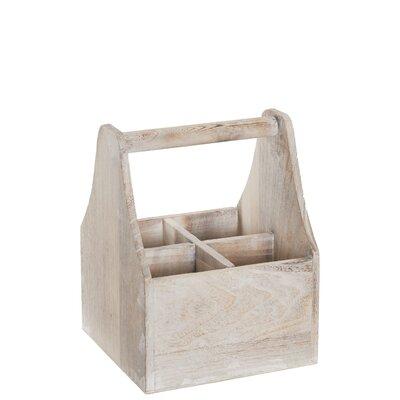 Old Basket Supply Ltd 4 Bottle Carrier
