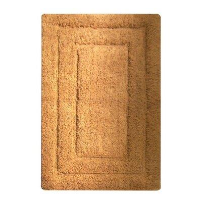 Classic Bath Rug Color: Brown