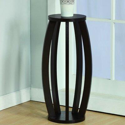 Istratova Modern Curve Legs Corner Plant Stand