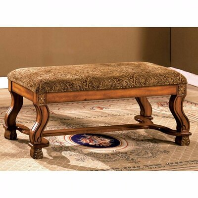 Batchtown Traditional Wood Bedroom Bench