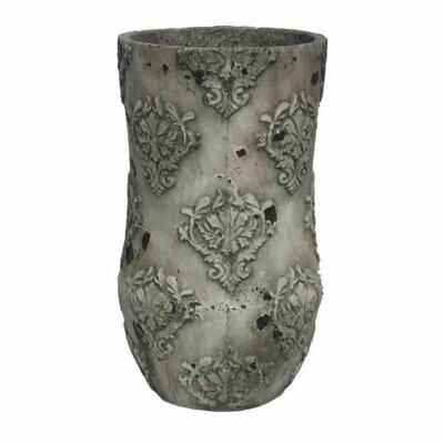Gathney Antique Cement Pot Planter