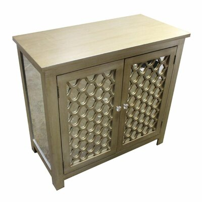Aquilina Creative 2 Door Accent Cabinet