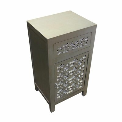 Palazzo Classy 1 Drawer Accent Cabinet
