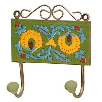 Shirley Ceramic Wall Hook
