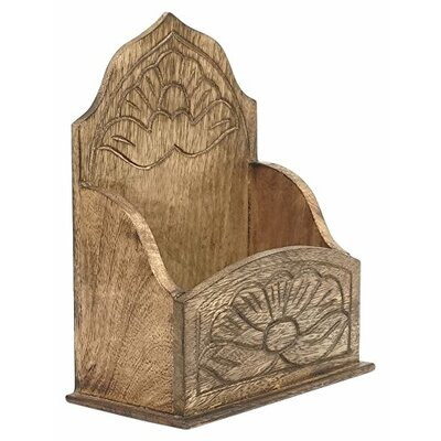 Banjarmasin Wooden Magazine Rack
