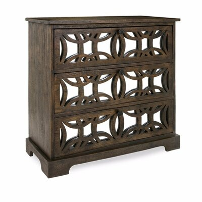 Pullen Country 3 Drawer Accent Chest