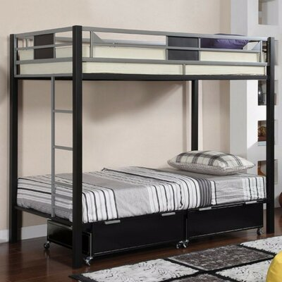Auburnhill Twin Bunk Bed with Drawers
