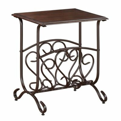 Ellerbee Wood Console Table