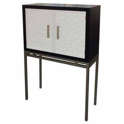 Charissa 2 Door Accent Cabinet