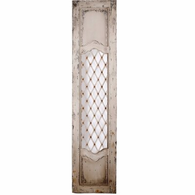 Versailles Country Accented Room Divider
