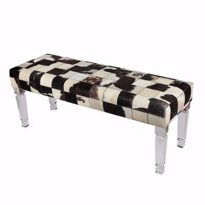Orren Ellis Upholstered Bench