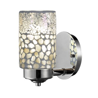 Springdale Lighting Alps 1 Light Wall Sconce
