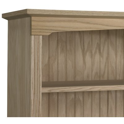 Regal 2 Piece Sit and Store Hall Tree Set Color: Unfinished Maple