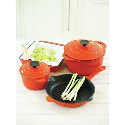 Country Cookware by JML 6 Piece Non-Stick Cookware Set