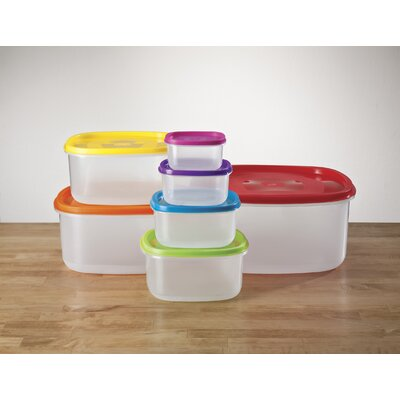 14 Container Food Storage Set