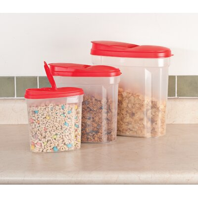 Pour and Store Cereal Dispenser