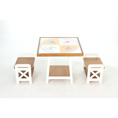 "13"" Classroom Table Stool"