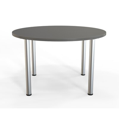 Panther Training Table Tabletop Finish: Slate Gray, Size: 29'' H X 48'' W X 48'' D