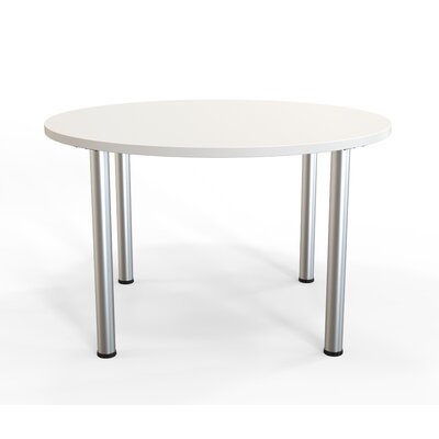 Panther Training Table Tabletop Finish: Frosty White, Size: 29'' H X 42'' W X 42'' D