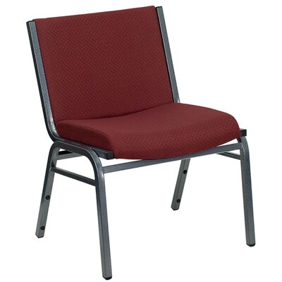 Taylor Reception Chair Seat Finish: Burgundy