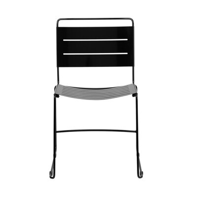 Taylor Side Chair Finish: Black