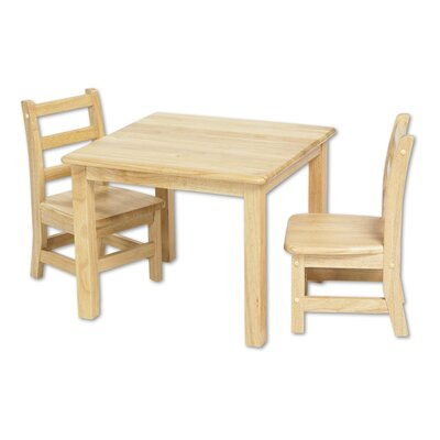 Classroom Play School Square Table
