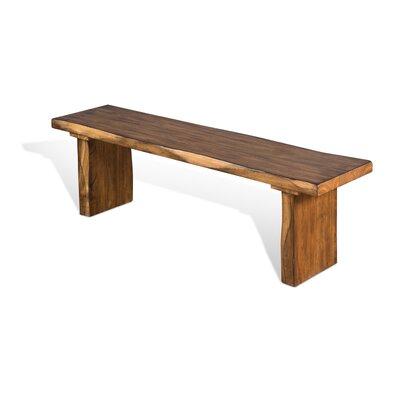 Shamane Wood Bench