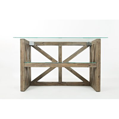 Laurel Foundry Modern Farmhouse Kara Console Table