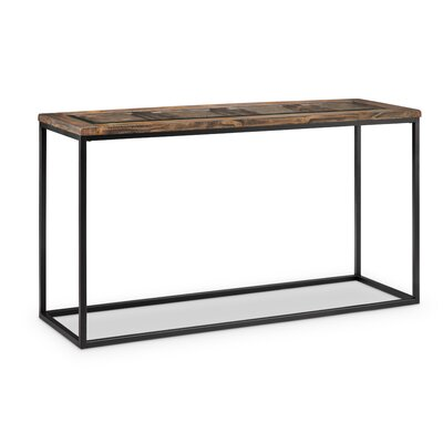 Ajit Rectangular Console Table