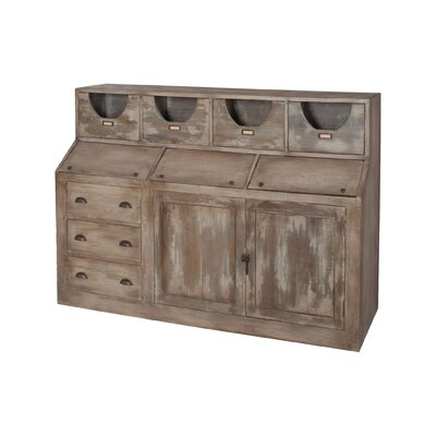 Liandra Kitchen Storage Accent Cabinet