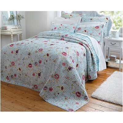 Diana Cowpe Porcelain Quilted Bedspread Set