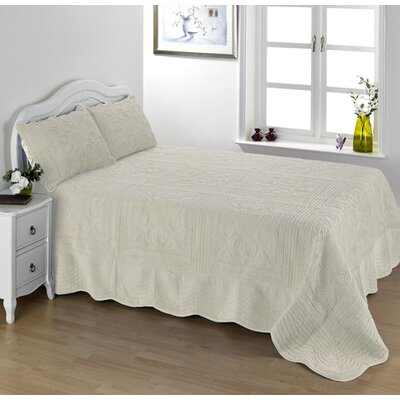 Diana Cowpe Lottie Quilted Bedspread Set