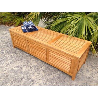Manhattan Teak Deck Box