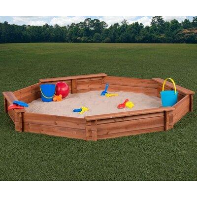 6.6' Octagon Sandbox
