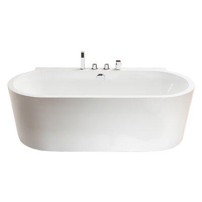 "Signature Series 67"" x 31.5"" Soaking Bathtub"