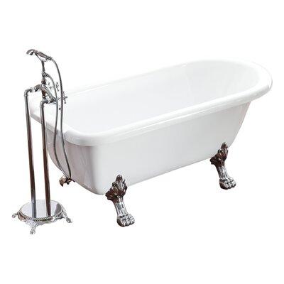 "Signature Series 59"" x 29.5"" Soaking Bathtub"