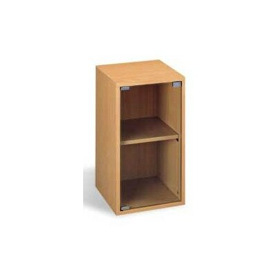 2 Tier Vertical Accent cabinet