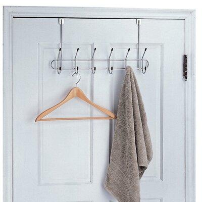 Overdoor Organizing Hooks