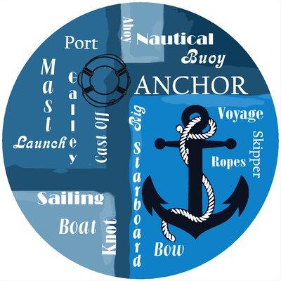 Nautical Jar Opener