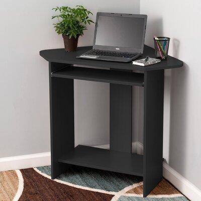 Computer Desk Finish: Black