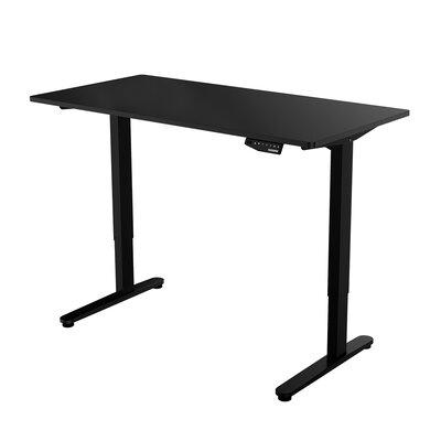 Electric Standing Desk Color: Black
