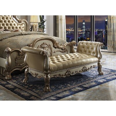 Perales Upholstered Bench