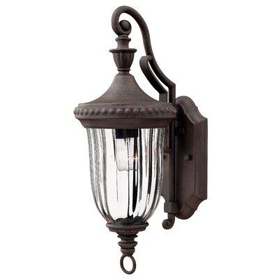Hinkley Lighting Oxford 1 Light Outdoor Wall Lantern