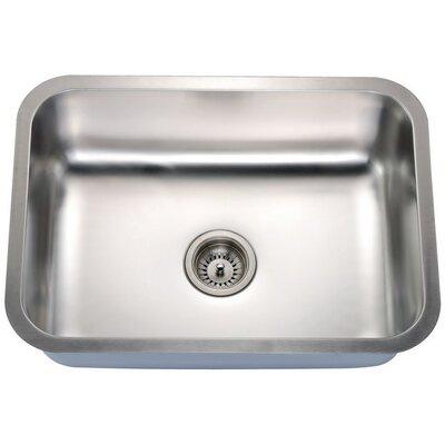 """24"""" L x 18"""" W Undermount Kitchen Sink"""