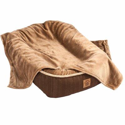 Maxine Reversible Plush Blanket