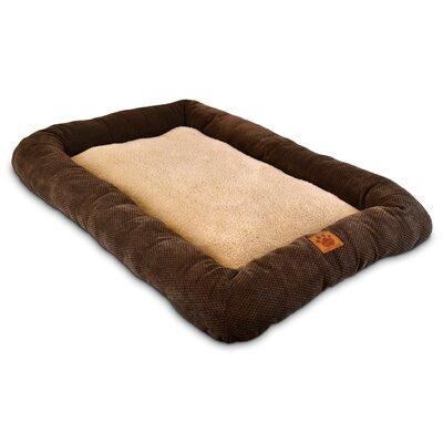 Precision Pet Products Natural Surroundings Low Bumper Crate Dog Mat