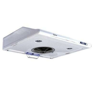 "24"" Classic 300 CFM Ducted Under Cabinet Range Hood Finish: White"