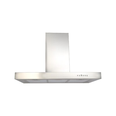 "36"" 450 CFM Ducted Wall Mount Range Hood"