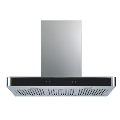 "36"" Elite 750 CFM Convertible Wall Mount Range Hood"