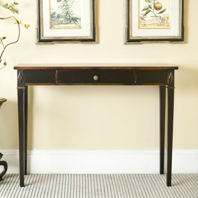 Lindy One Drawer Console Table